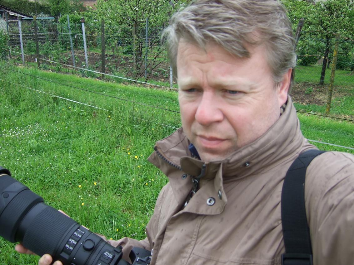 """Stephan Daub - Making of """"Kraichgau"""" bei Regen und mit out_of_focus-""""Handknipse"""" in der Linken..."""
